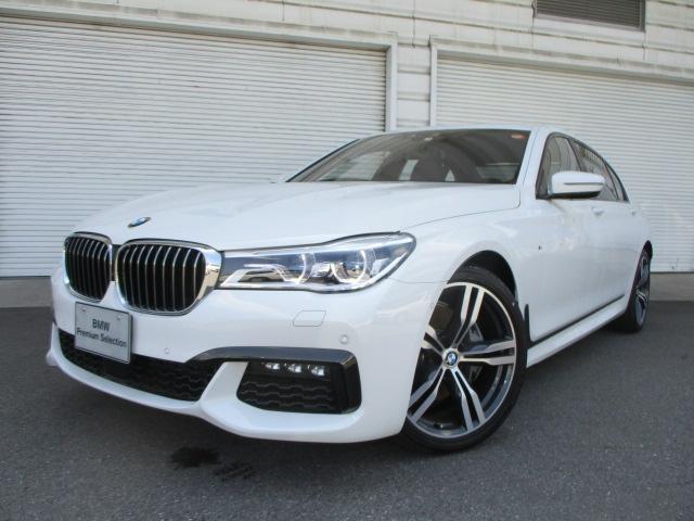 7シリーズ(BMW)740Ld xDrive Mスポーツ 中古車画像