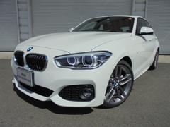 BMW118i Mスポーツ パーキングサポート18AW 認定中古車