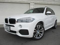BMW X5xDrive 35i Mスポーツセレクト20AW 認定中古車