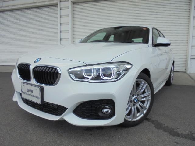 BMW 118i MスポーツLEDヘッドライトパーキングサポート
