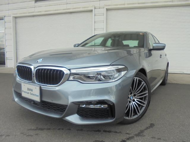 BMW 523d Mスポーツ LEDヘッドライト19AW 認定中古車