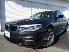 BMW523dツーリングMスポーツハイラインコンフォートP黒革