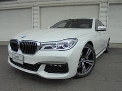 BMW740eアイパフォーマンスMスポーツLEDヘッドSR20AW