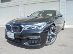 BMW740i Mスポーツ ブラックレザー20AW 認定中古車