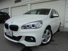 BMW218dアクティブツアラーMスポーツHUDACCコンフォート