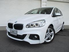 BMW218iグランツアラーMスポーツHUDコンフォートPKG