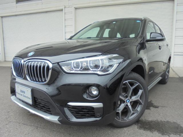 BMW sDrive 18i xライン