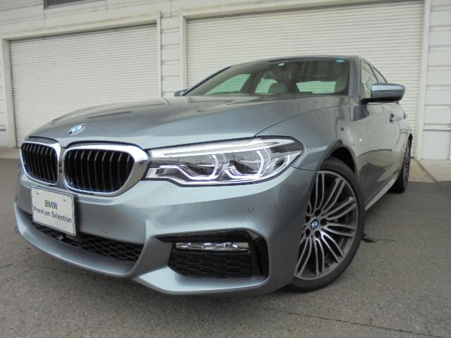 5シリーズセダン(BMW)540i Mスポーツ 中古車画像
