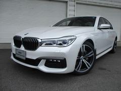 BMW740eアイパフォーマンス Mスポーツ