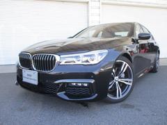 BMW740iMスポーツリアコンフォートLEDヘッドライト20AW