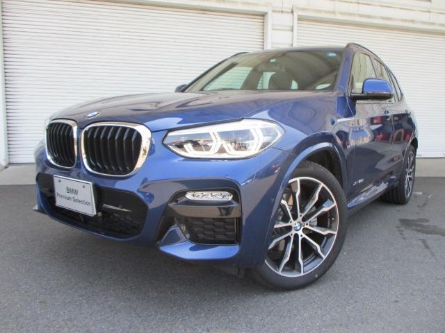 BMW xドライブ20d Mスポーツ20AWイノベーションPデモカー
