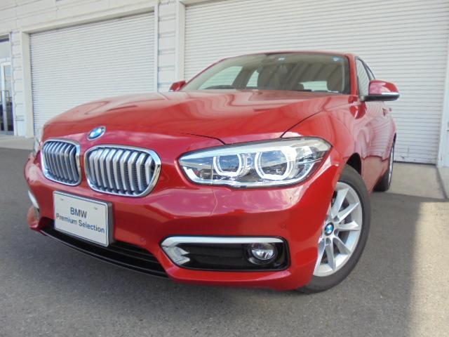 BMW 118i スタイル16AWパーキングサポートP認定中古車