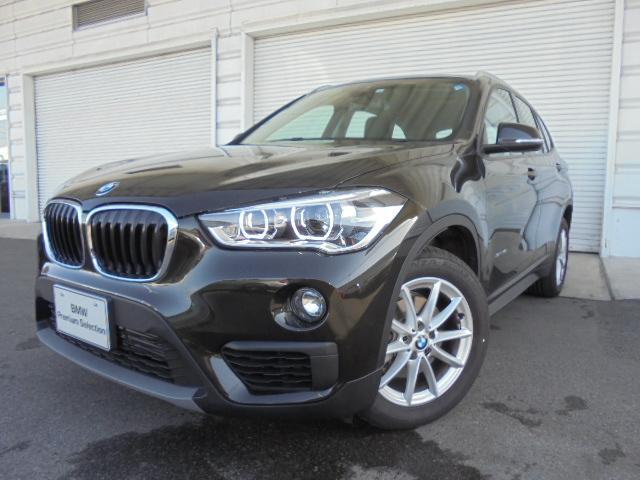 BMW sDrive18i コンフォートPデモカー認定中古車