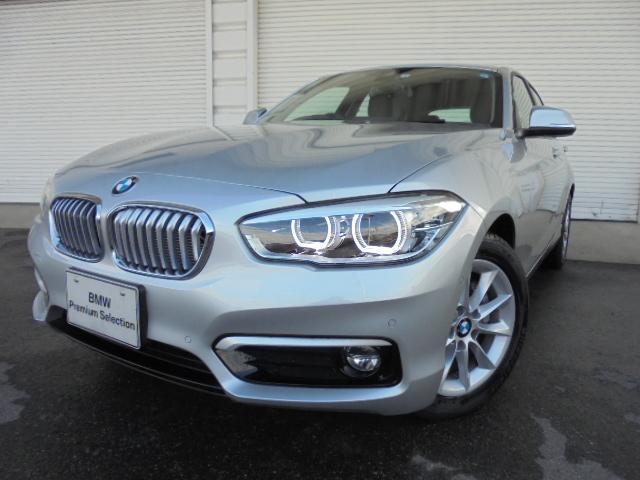 BMW 118d スタイル パーキングサポートPデモカー認定中古車