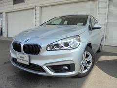 BMW218iアクティブツアラーコンフォートパーキングサポート