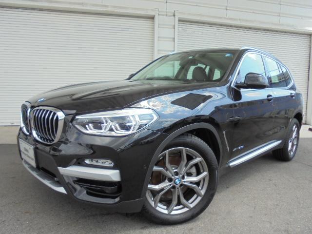 BMW xDrive20d Xライン19AWモカ革デモカー認定中古車