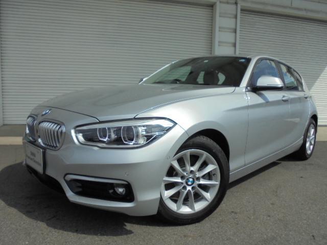 BMW 118i スタイルACCコンフォートPサポート認定中古車