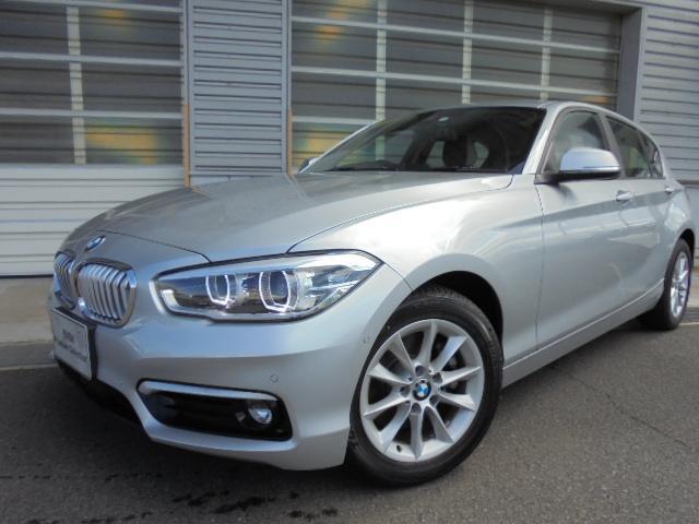 BMW 118d スタイルACCコンフォートPサポデモカー認定中古車