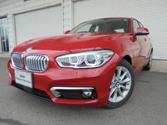 BMW118i スタイルACCコンフォートPサポデモカー認定中古車
