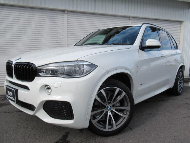 BMW xDrive35d Mスポーツ20AWセレクトPモカ革LED