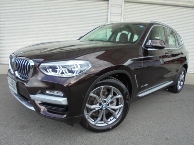 BMW xドライブ20d Xライン イノベーションPモカ革認定中古車