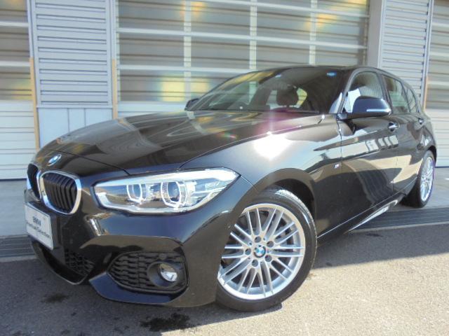 BMW 118i MスポーツACCコンフォートPサポート認定中古車