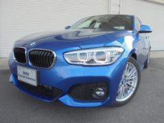 BMW118i MスポーツパーキングサポートコンフォートPレザー