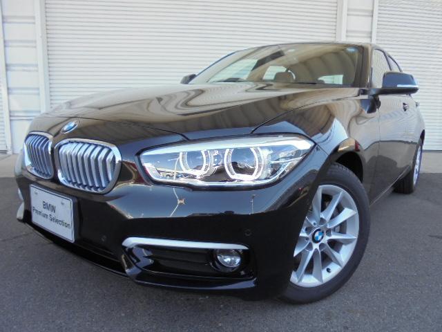 BMW 118d スタイルパーキングサポートコンフォートPKGデモカ