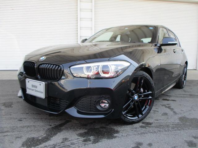 BMW 118i MスポーツエディションシャドーUPグレード黒革