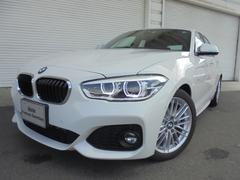 BMW118i MスポーツパーキングサポートコンフォートPKG
