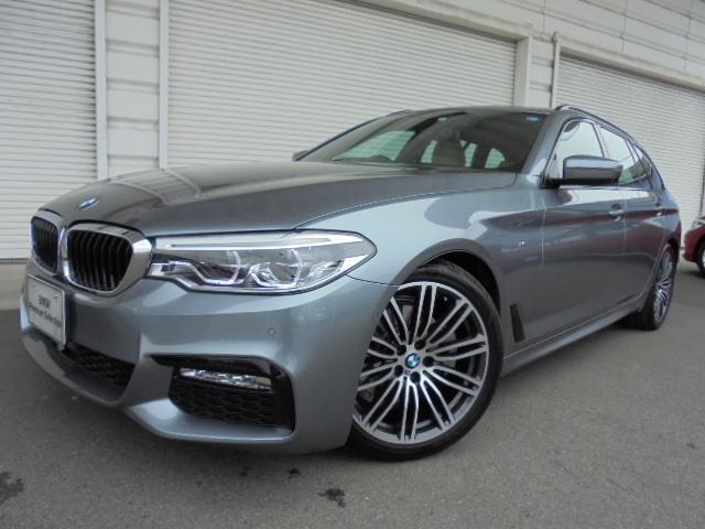 BMW 523dツーリングMスポーツハイラインイノベーションP
