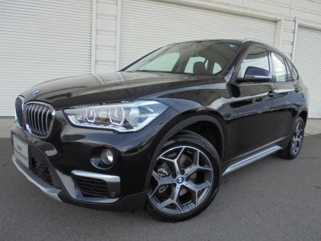 BMW xDrive18d XラインコンフォートPデモカー認定中古車