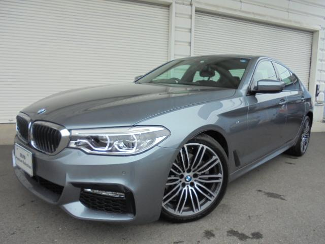 BMW 523d Mスポーツ19AW4ゾーンACデモカー認定中古車