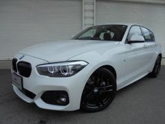 BMW118d Mスポーツエディションシャドー黒革UPグレード