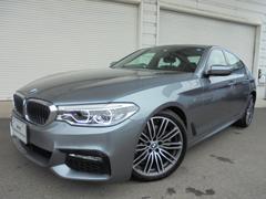 BMW523d Mスポーツ19AW4ゾーンACデモカー認定中古車