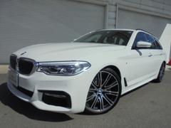 BMW523iツーリングMスポーツ20AW黒革ハイライン認定中古車