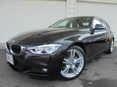 BMW318i Mスポーツ18AWプラスP純正DTV認定中古車