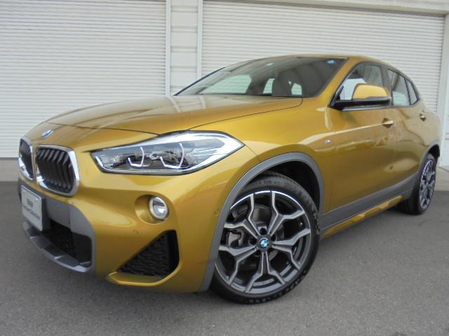 BMW sドライブ18i MスポーツXコンフォートデモカー認定中古車