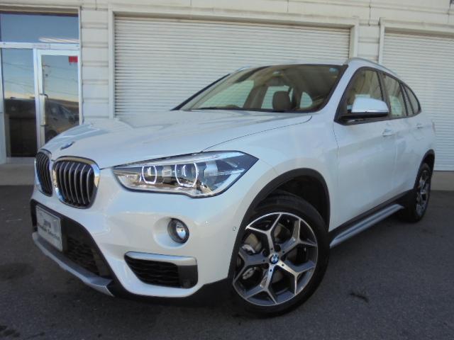 BMW xDrive20i XラインACCヘッドUP認定中古車