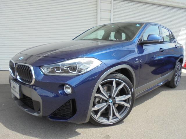 BMW xドライブ20i MスポーツXデビューP黒革20AW ACC
