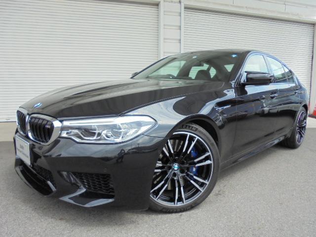 BMW M5 4WDコンフォートP黒革ハーマンカードン認定中古車