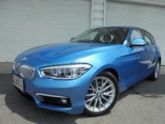 BMW118d ファッショニスタUPグレードACCオイスター革