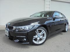 BMW420iグランクーペMスピリット18AW車線警告デモカー