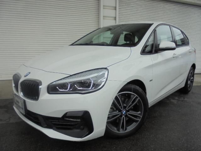 BMW 218iアクティブツアラースポーツACCヘッドUP認定中古車