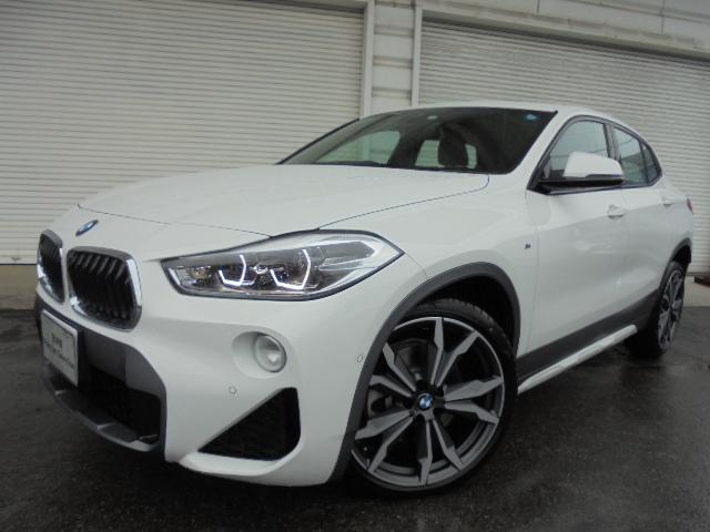 BMW xDrive20i Mスポーツ20AWデモカー認定中古車