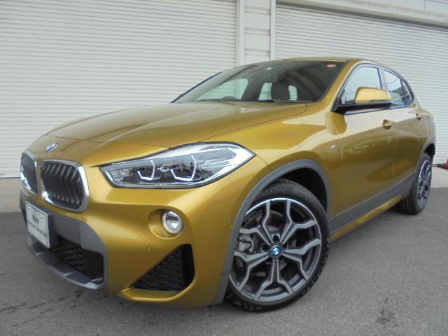 BMW xドライブ20i MスポーツX黒革ACCヘッドUP認定中古車