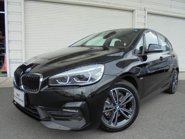BMW 218dアクティブツアラースポーツPサポートコンフォートP