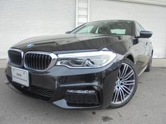 BMW530e PHEV Mスポーツ黒革19AWデモカー認定中古車