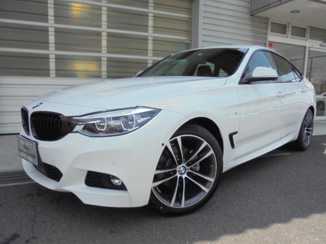 BMW 320d xドライブGT MスポーツACCデモカー認定中古車
