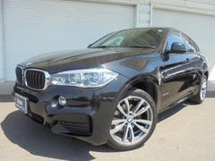 BMW X6xドライブ35i Mスポーツ20AW黒革SRハーマンカードン